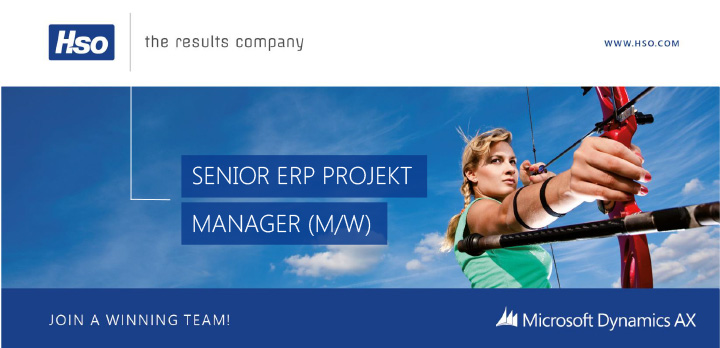 ERP Projekt Manager (m/w)